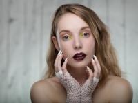 Mie Hansen. Makeup: Cirkeline Singh