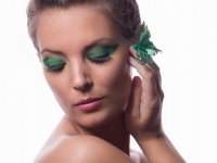 Camilla Kier. Makeup: Cirkeline Singh