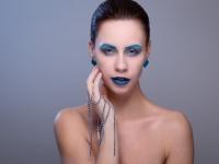 Sidsel Sorgenfri. Makeup: Cirkeline Singh