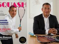 Kenneth Plummer. Squash magasinet, 3. udgave