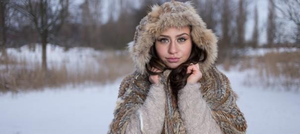 Portrætter i sneen